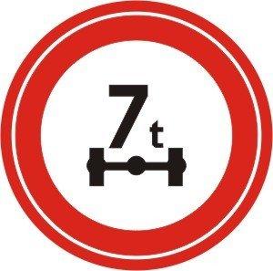 组图 不常见道路交通标志 最低限速要注意图片