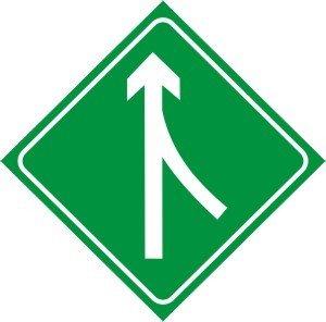 组图 不常见道路交通标志图片
