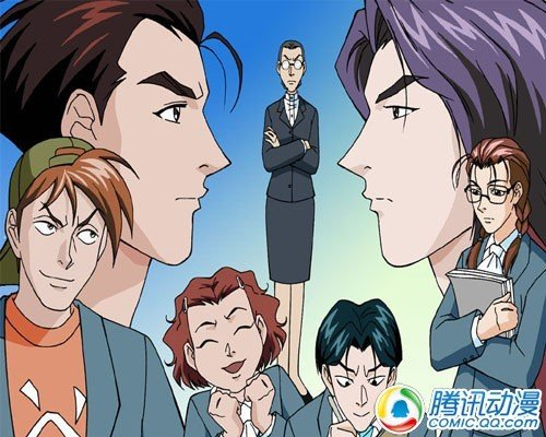 VOL.盘点那些给你梦想的动漫作品 - 樱田优姬 - 二次元会馆