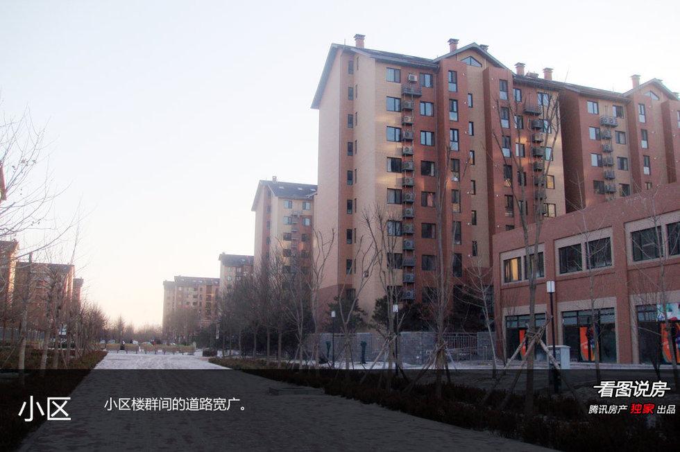 北京奥林匹克花园 东五环代表性现房社区