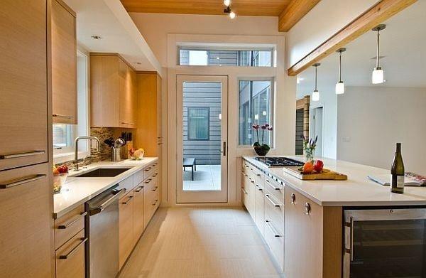 厨房家居装修图:挑战极限