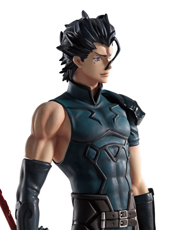 《Fate/Zero》枪哥Lancer手办组图