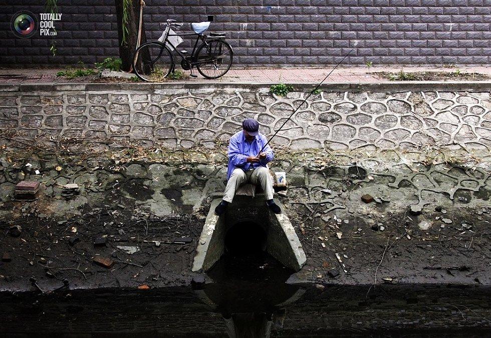 高清图:中国河流湖泊遭严重污染 - 杏儿 - 杏儿