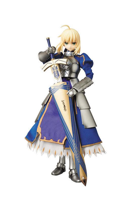 《Fate/Zero》Saber初回限定版手办