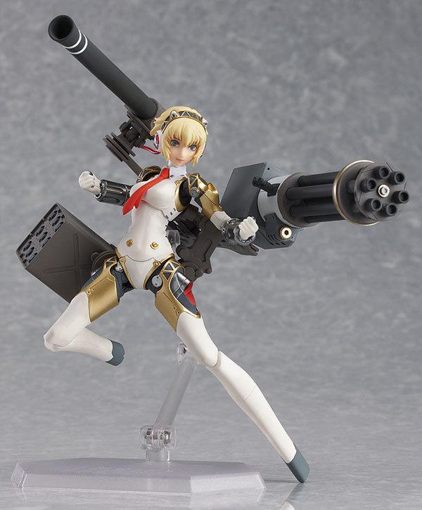 《女神异闻录4》人形兵器Aegis手办