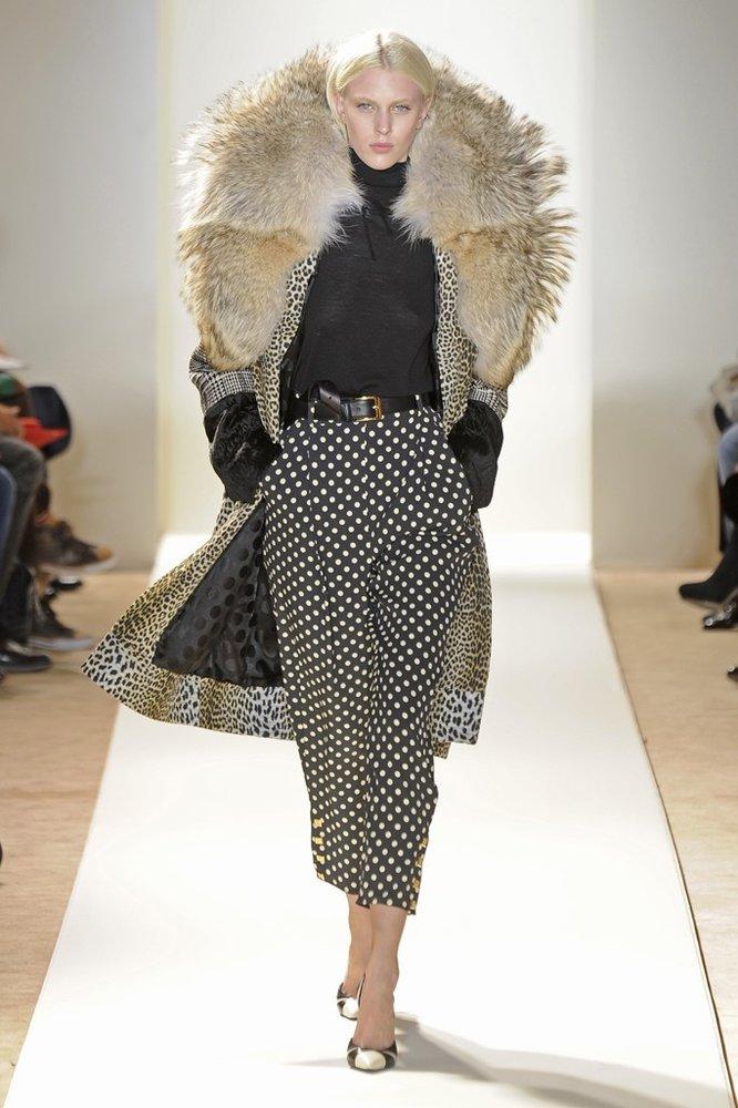 皮草饰边材料在服装设计中应用的新探讨