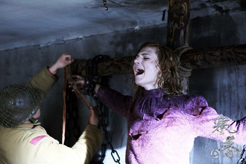 萨拉丽娃监狱受酷刑