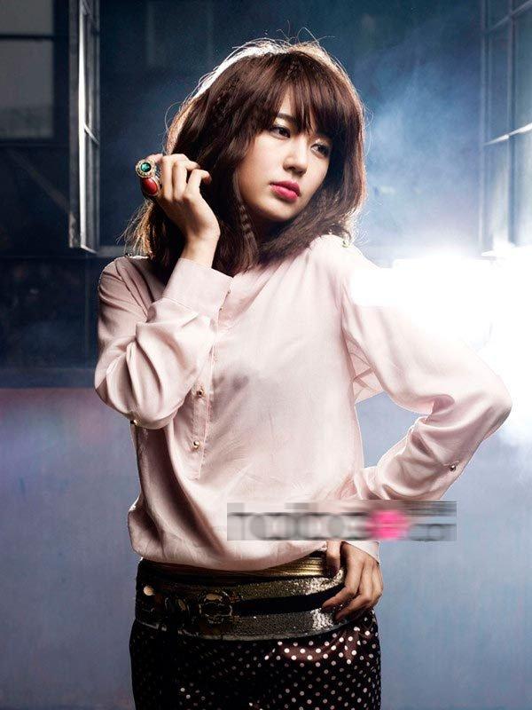 韩国某杂志评选出八位韩国美腿女明星从韩彩英到尹恩惠都...