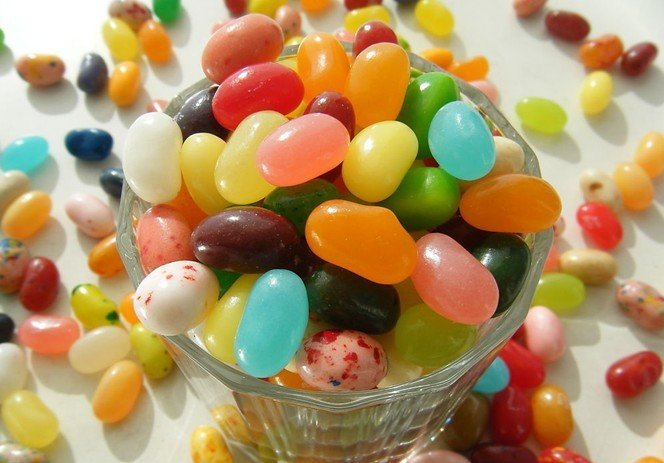 最健康的糖_糖果摄影图片2