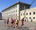 高清:朝鲜举办马拉松比赛纪念金正日诞辰