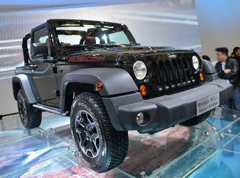 脱险利器--Jeep牧马人罗宾汉