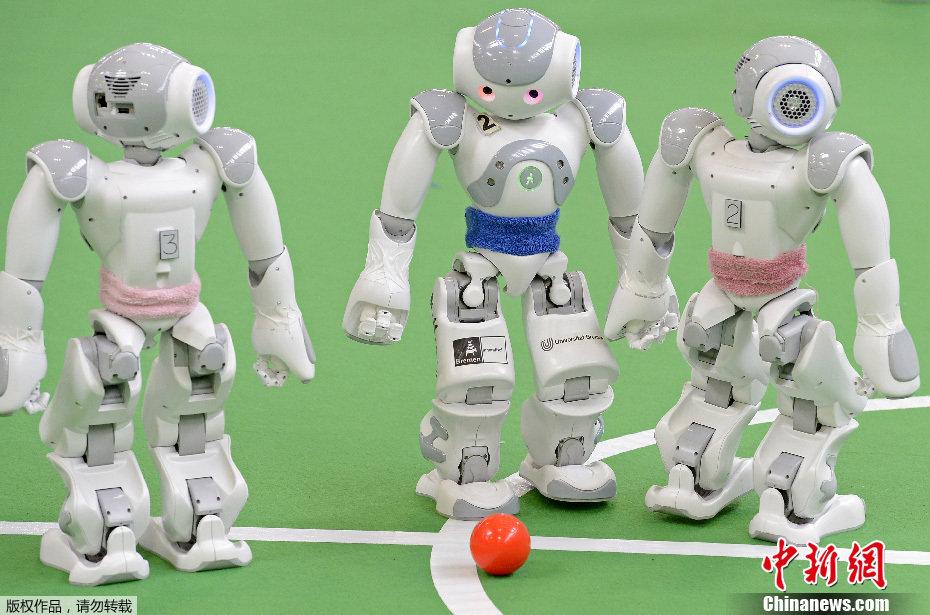 2013机器人足球世界杯德国举行