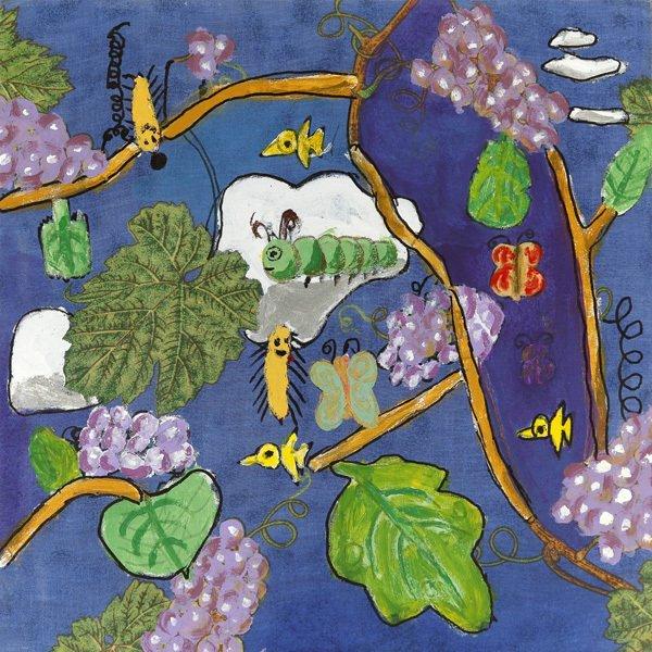 爱画空间儿童绘画义卖帮助贫困白血病患儿筹款