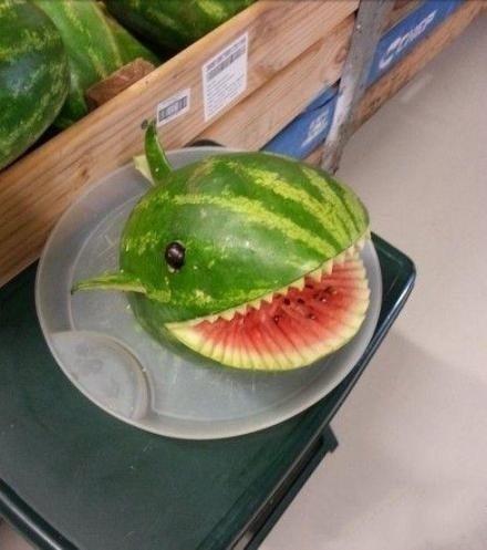 西瓜的N种创意吃法