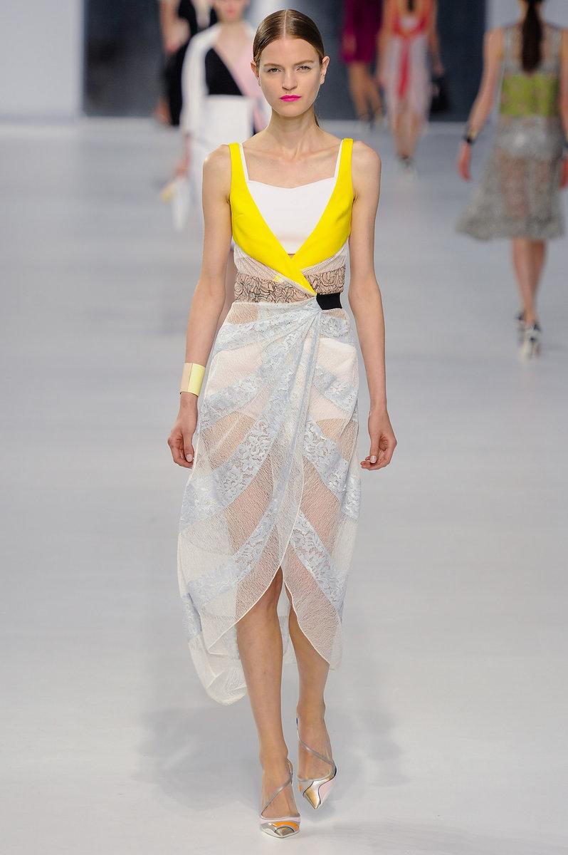 Bộ sưu tập xuân 2014 của thương hiệu Christian Dior