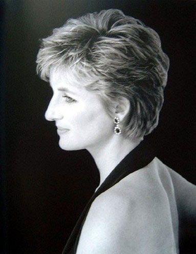 英国王妃戴安娜之死珍贵照片
