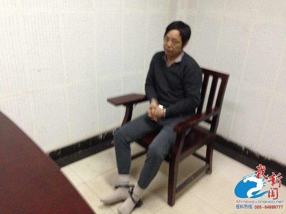 深圳泼硫酸事件嫌疑犯被抓为23岁男子 (28)