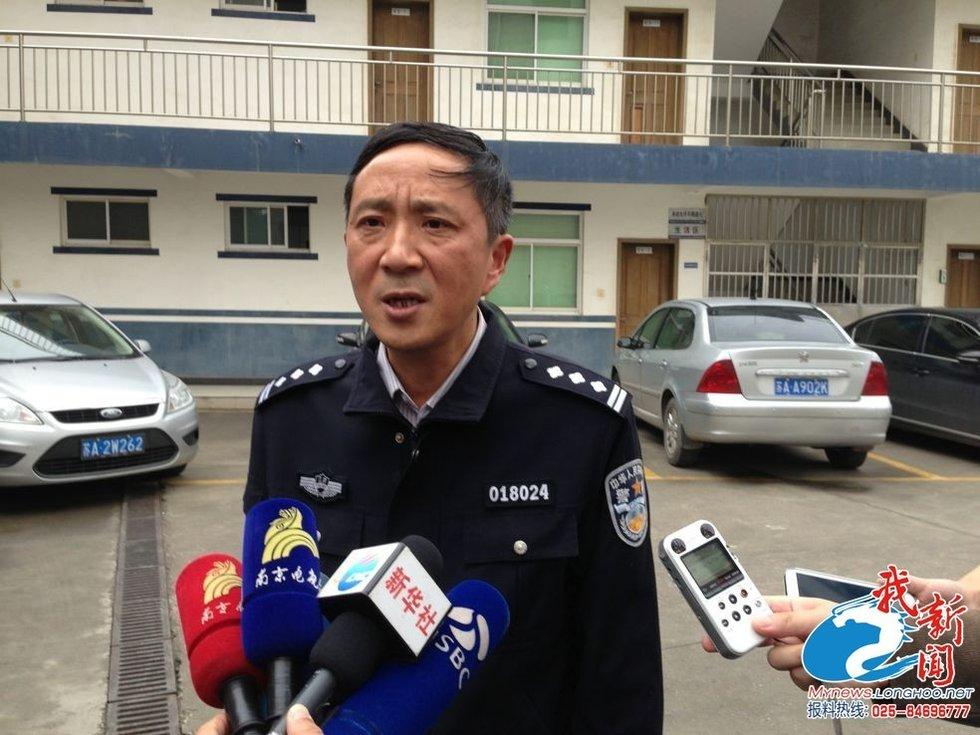 深圳泼硫酸事件嫌疑犯被抓为23岁男子 (26)