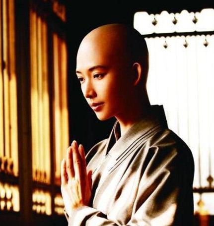 射手座-林志玲在即将上映的电影《天机-富春山居图》中,林志玲颠覆图片