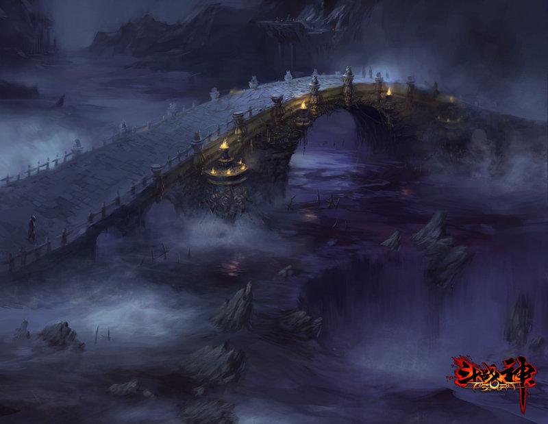 奈何桥细节设定图片