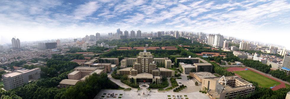 西安交通大学校园风景