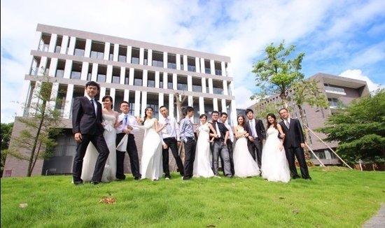 厦门工学院毕业婚纱照