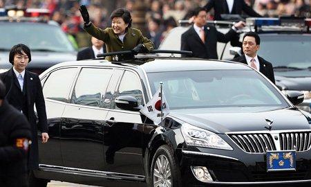 各国元首座驾大比拼:朴槿惠车造价1160万(组图) - 老村长 - 老村长