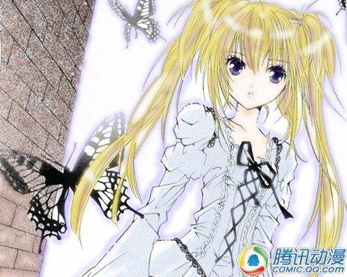 5、月咏歌呗《守护甜心》她是个十分坚强而且要强的少女,渴望着图片