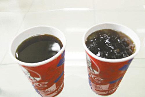 曝肯德基饮料冰块菌落数超马桶水