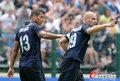 高清:国际米兰3-1胜维琴察 莫拉蒂亲自督阵