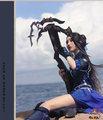 《剑网3》COS唐门御姐