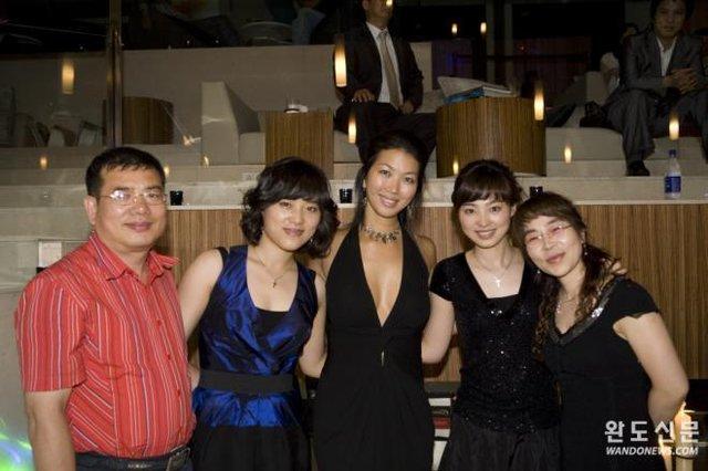韩国台球美女被爆整容