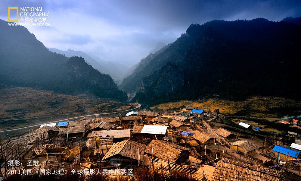 《国家地理》摄影赛参赛作品选登——自然风光 - 鹤鸣 - 鹤的故乡