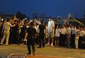 高清:姚明出席公益活动 万名球迷现场围观