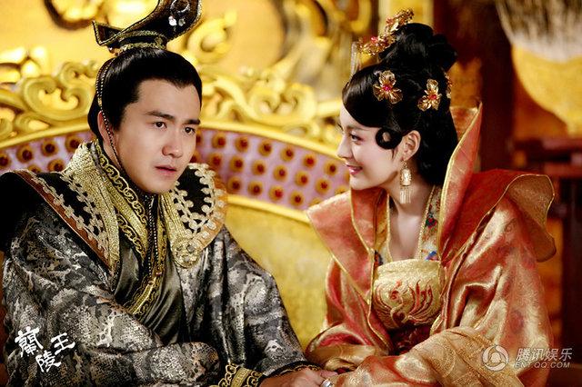 兰陵王电视剧全集 高清图片