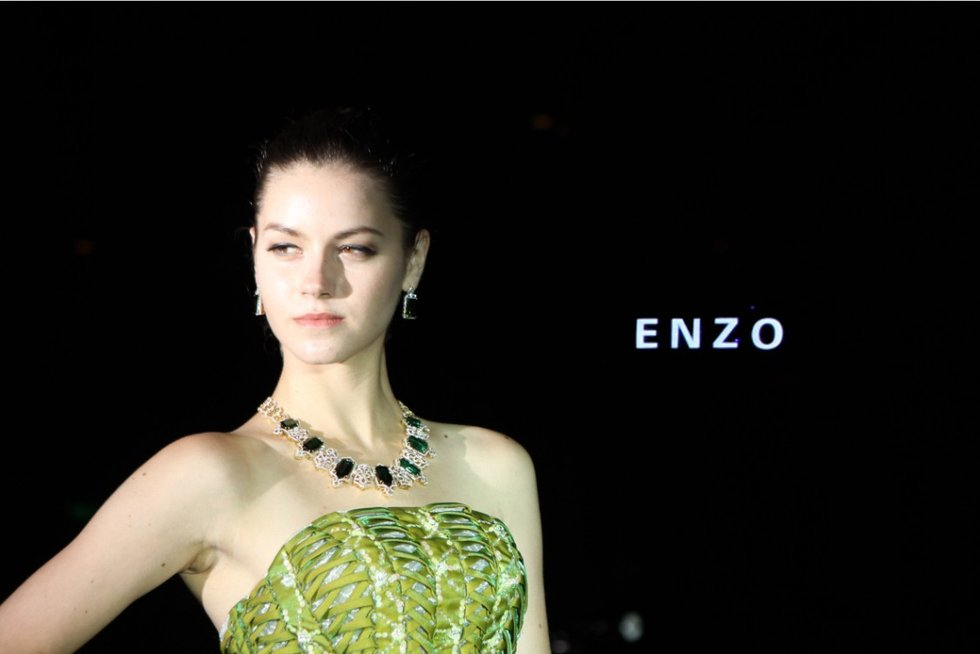 enzo绿碧玺系列高清图片