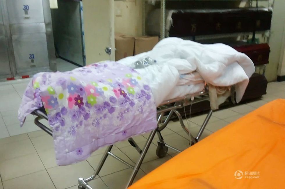 北京一医院护士打错吊瓶 患者过世