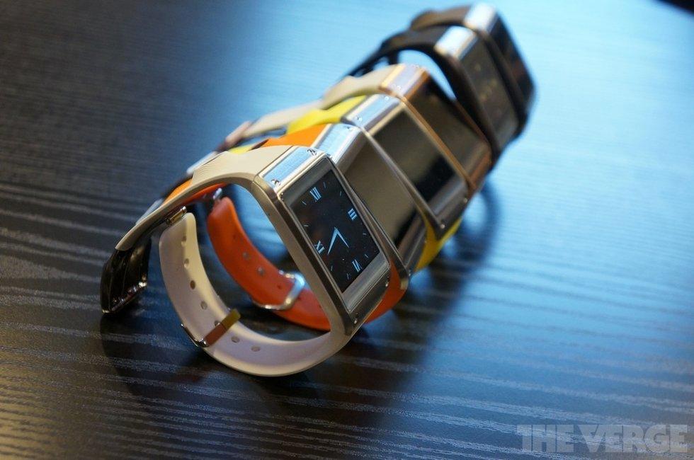 三星智能手表 高清图片