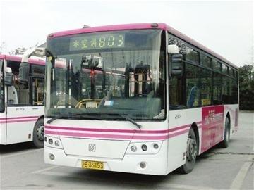 公交优先 沪首条BRT获批 地铁分时票价研究中高清图片