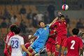 中国U22男足1-2负韩国