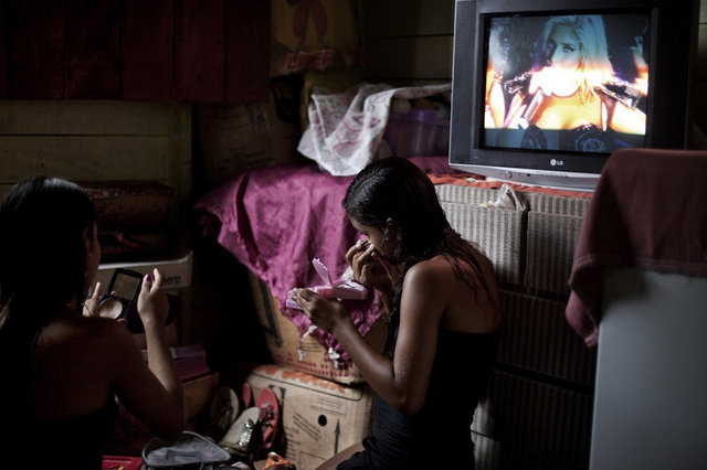 亚马逊河女人