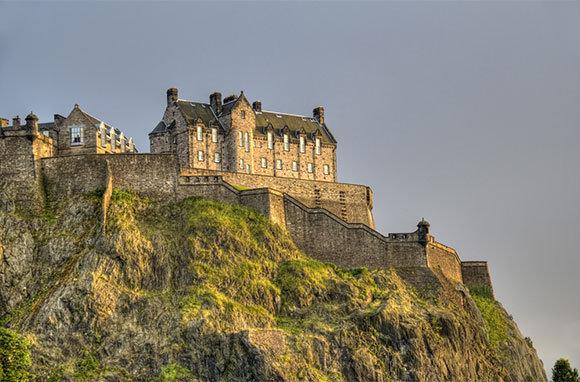 欧洲古老而神秘的十座城堡