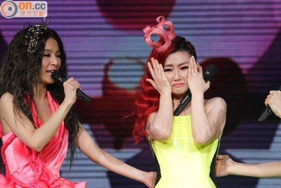she台北演唱会都唱了什么台语歌