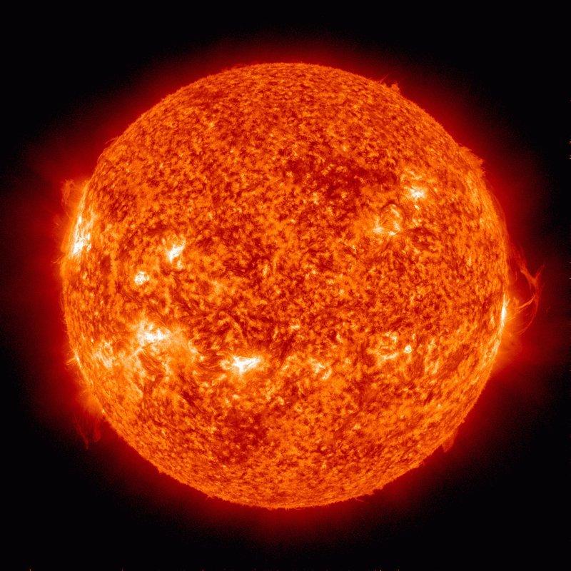 此外,很可能太阳系其它星球表面都存在生命.