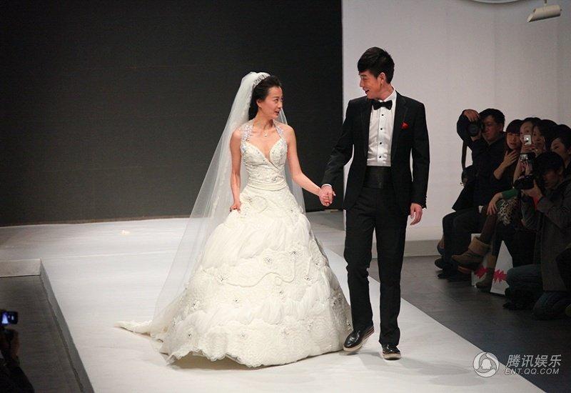 徐翠翠和刘欢结婚了吗 图片合集