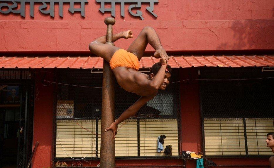 """揭秘印度另类的本土""""钢管舞"""" - 泰琥 - danden0018的博客"""