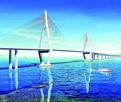 珠港澳大桥-武汉工程设计年 吸金 800亿 世界建筑湖北造
