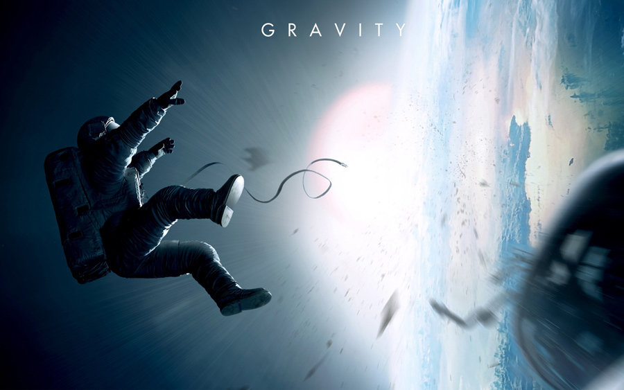 解析太空影片《地心引力》中的各种科学硬伤