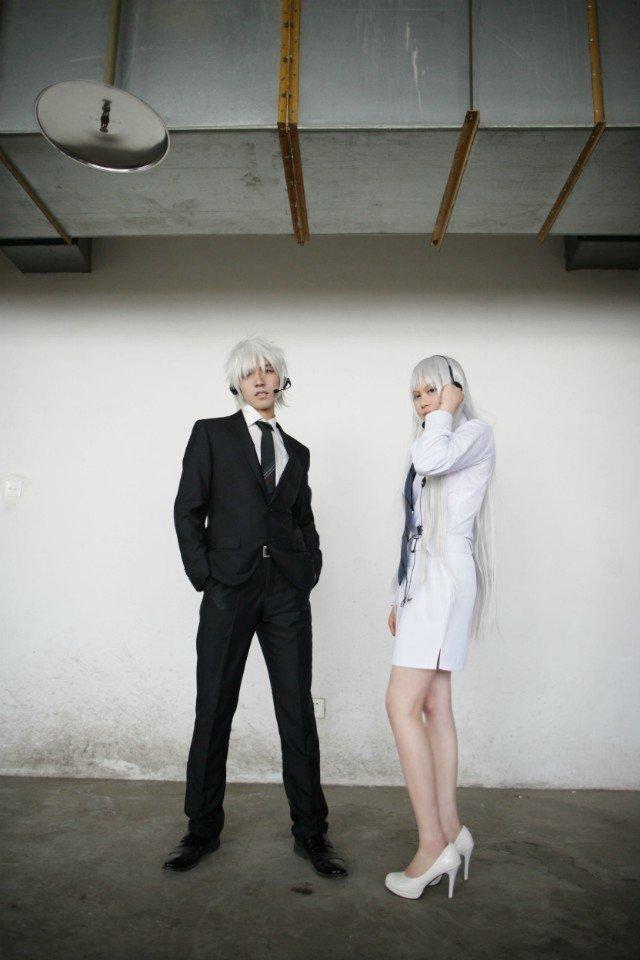 VOL.国人COSER团队《军火女王》COS - 樱田优姬 - 二次元会馆