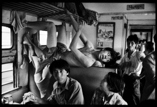 火车上的中国人百态 - 海阔山遥 - .